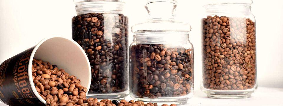 Miscele di Caffè : Caffè Arabica e Caffè Robusta